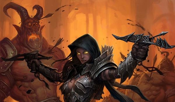 Diablo  Fun Demon Hunter Build