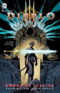 Cover Diablo Sword of Justice